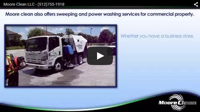 Video Commercial Sweepers Amp Pressure Washing Services